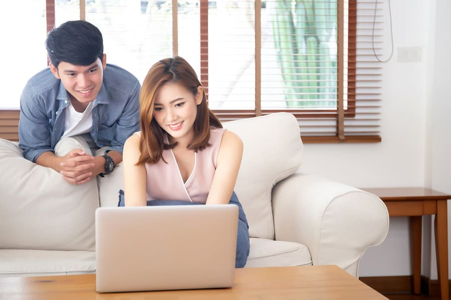 review your finances before you buy a home