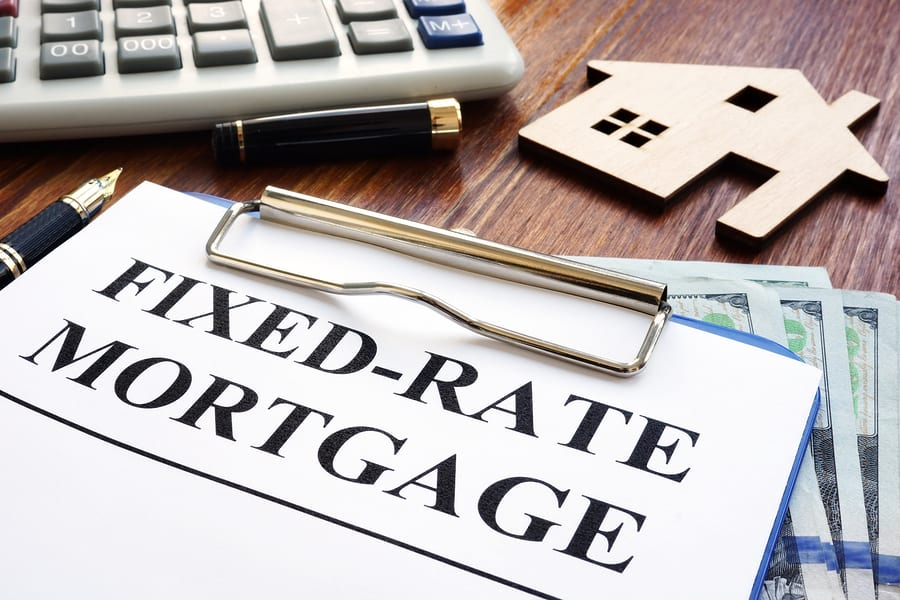 5 year fixed rate mortgage