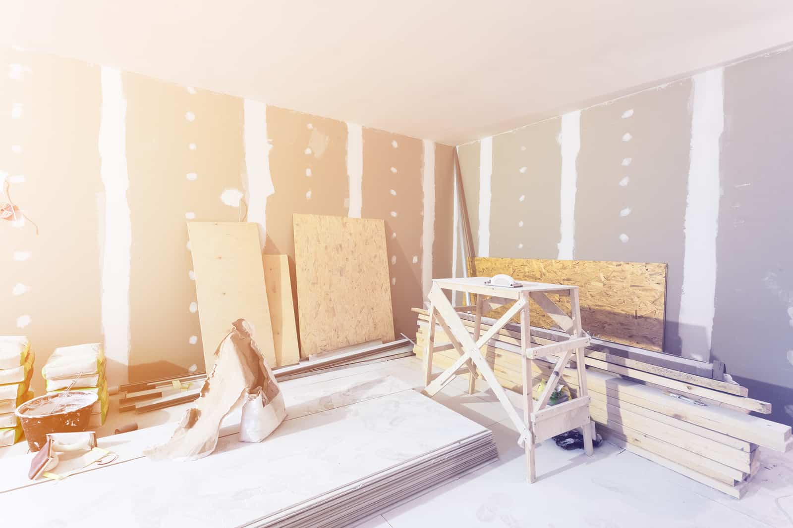 buying a home to renovate