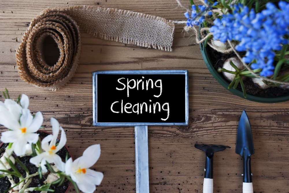Our Spring-Cleaning Guide for a Happy, Healthy Homeowning Experience